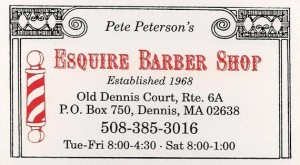 Esquire Barber Shop